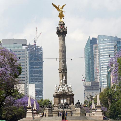 Monumento De La Independencia (El Angel) 03 2014 Mex 8107
